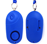 120 Db Professional Anti Robbery Personal Pendant Safey Emergency Alert AlarmLED  Flashlight Keychain