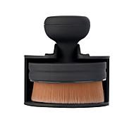1 Foundation Brush Nylon Professional Travel Plastic Face