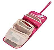 1 L Toilette Bag Viaggi Multifunzione Terylene