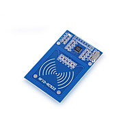 Crab Kingdom® Science And Technology Make Accessories RC - 522 IC Induction Module Straight Curved Needle RFID Radio Frequency Module Suits