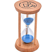 Toys For Boys Discovery Toys Hourglasses Cylindrical Bamboo Blue / Pink / Yellow