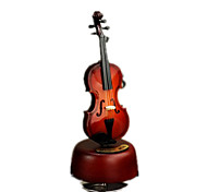 Music Box Music Classic & Timeless Wood Brown For Boys / For Girls