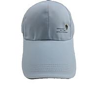 Cap/Beanie Hat Women's Men's Unisex Lightweight Materials Comfortable Sunscreen for Leisure Sports Baseball