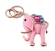 Key Chain Elephant Key Chain Metal