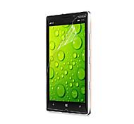 (3 piezas) Protector de pantalla de alta definición con un paño de limpieza para Nokia Lumia 930
