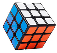 Toys Smooth Speed Cube 3*3*3 Novelty Magic Cube Black ABS