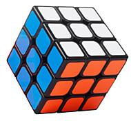 Giocattoli Smooth Cube Velocità 3*3*3 Originale Cubi Nero ABS
