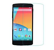 ultimative Stoßdämpfung Displayschutzfolie für LG E980 Nexus 5 (1 Stück)