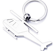 Key Chain Aircraft Key Chain Titanium Metal