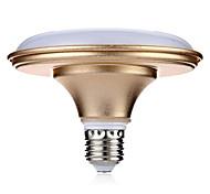 E27 10w 1000lm супер яркие 3 лампы против ufo светодиодные лампочки энергосберегающие лампы белый свет (AC 85-265v)