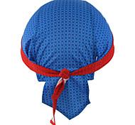 XINTOWN New Riding Bandana Kerchief Bicycle Bike Pirate Hat Cycling Headband Mens and Womens Cap Blue