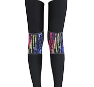 Leg Warmers/Knee Warmers Bike Thermal / Warm Protective Comfortable Unisex Black LYCRA®