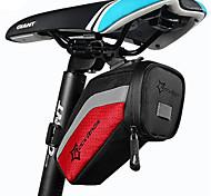 Borsa da biciBorsa posteriore laterale da biciImpermeabile Zip impermeabile Resistente agli urti Indossabile Schermo touch Traspirante