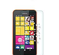 Protector de pantalla de cristal templado de alta calidad real para Nokia Lumia 530