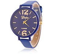 Fashion Ladies Leather Watches Women Beauty Dress Quartz Wristwatch Hours Reloj Mujer