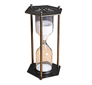 Toys For Boys Discovery Toys Hourglasses Cylindrical Glass Bronze
