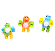 Wind-up Toy Novelty Toy Toys Novelty Plastic Rainbow For Boys For Girls Random Color