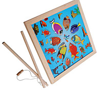 Giochi di emulazione Originale Quadrata Legno Arcobaleno Per bambini Per bambine