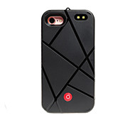 Per Custodia iPhone 7 Custodia iPhone 7 Plus Custodia iPhone 6 Custodie cover Resistente agli urti Con LED Custodia posteriore Custodia