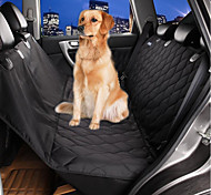 Pet Car Seat Covers Protectors Waterproof Back Seat 600D Oxford Car Interior Travel Mat