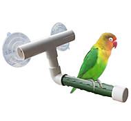 Bird Toys Plastic Green