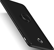 For  One plus 3 3T With Stand / Ring Holder / Frosted Case Back Cover Case Solid Color Hard PC for  One plus