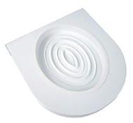 Gatto Addestramento Kit comportamentale Ompermeabile Bianco Plastica