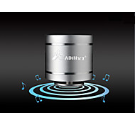 Adin D3 Super Sound Mini 5W Hifi Vibration Speaker 3.5mm Audio in/out FM Vibrating Speaker 360 Hifi Arround Sound Speaker
