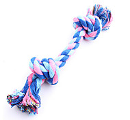 Cat Toy Dog Toy Pet Toys Chew Toy Rope Blue Cotton
