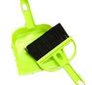 Gato Cachorro Saúde Limpeza Escovas Portátil Verde