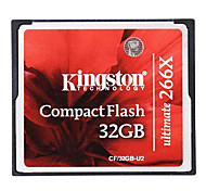 Kingston 32GB Compact Flash CF Card memory card Ultimate 266x