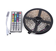 5M 5050 150 SMD IP44 RGB AC 12V With 44 Key Remote Control Light Set