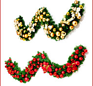 Wreaths & Garlands Floral/Botanicals Holiday Floral/Botanical Plastic Christmas Decoration