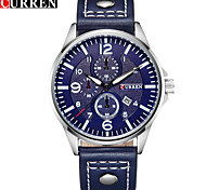 CURREN 8164 Belt Military Style Movement Watch