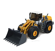 Construction Vehicle Toys Car Toys 1:10 Metal Yellow Model & Building Toy