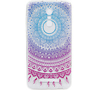 For Hongmi Note 3  3S phone Case Big Round Lace Embossed Pattern TPU Material High Penetration