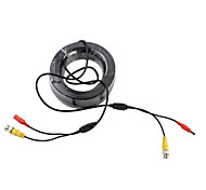 YanSe® 20M (66 Feet) BNC Video and Power 12V DC Integrated Cable for Security Systems