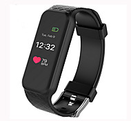 L38i Smart Band Bracelet Full color TFT-LCD Screen Dynamic Heart Rate Monitor Bluetooth Smartband for IOS Android Phone