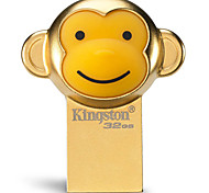 Kingston DTCNY16 32GB USB 3.1 Flash Drive monkey Metal Ultra-Compact