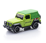 Vehículo militar Juguetes 1:64 Metal Verde