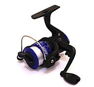 Fishing Reel Spinning Reels 2.6:1 1 Ball Bearings Exchangable General Fishing-DZ200