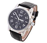 Men's Women's Unisex Sport Watch Dress Watch Fashion Watch Wrist watch Mechanical Watch Automatic self-winding Genuine Leather BandCharm