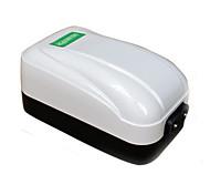 Aquarium Air Pump Energy Saving Adjustable 5W 2x3L/min AC 220-240V