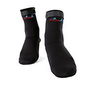 BlueDive® Kinder Unisex 3mm Neopren- warm halten Rasche Trocknung Antirutsch Nylon Neopren Taucheranzug Socken-Schwimmen Tauchen Surfen