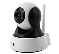 VESKYS 720P 1.0MP Wi-Fi Security IP Camera(Day Night / Motion Detection / Remote Access / IR-cut / Plug and play)