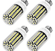 YouOKLight 4PCS High Luminous E27  5733 SMD LED Corn Bulb  12W Spotlight LED Lamp Candle Light For home Lighting 220V