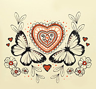1pc Halloween Tattoo Paste Color Tattoo Stickers A Larger Version Waterproof Animal  002#