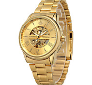Women's Men's Unisex Sport Watch Dress Watch Fashion Watch Wrist watch Mechanical Watch Automatic self-winding Calendar Swiss Designer