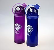 Portable Sports Water Bottle Double Wall Water Bottle 500ml