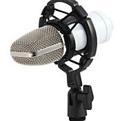 профессиональный bm700 конденсаторный микрофон кардиоидный КТВ профессиональное аудио студия микрофон запись вокала